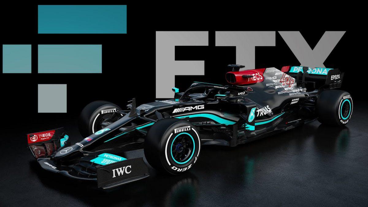 El equipo Mercedes-AMG Petronas F1 firma un acuerdo a largo plazo con Crypto Exchange FTXBitcoin noticias