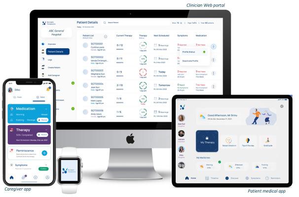 La startup de terapia digital Neuroglee recauda $ 10 millones para ayudar a las personas con enfermedades neurodegenerativas – TechCrunch
