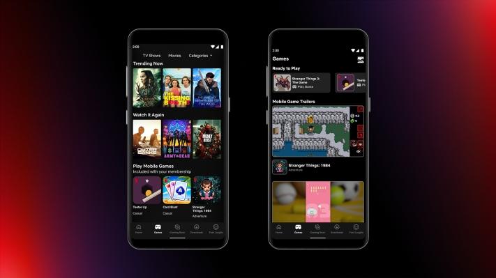 Netflix lanza trío de juegos casuales solo para miembros en Polonia, Italia y España