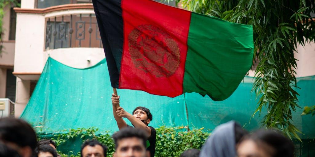 """Preservar la """"movilidad académica"""" de los estudiantes y refugiados afganos"""