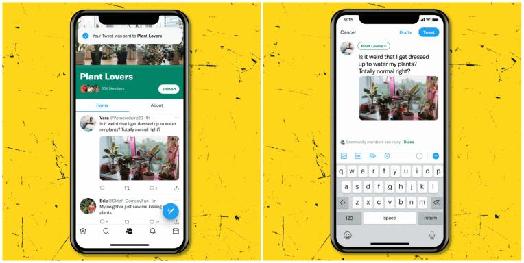 Twitter quiere que tuitees a comunidades basadas en intereses, no solo a seguidores – TechCrunch