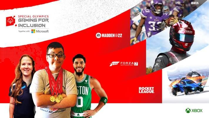 Xbox y Olimpiadas Especiales organizan el principal evento de esports 'Gaming for Inclusion' – TechCrunch