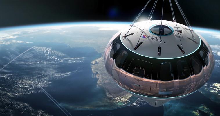 Space Perspective recauda $ 40 millones Serie A para vuelos en globos estratosféricos – TechCrunch