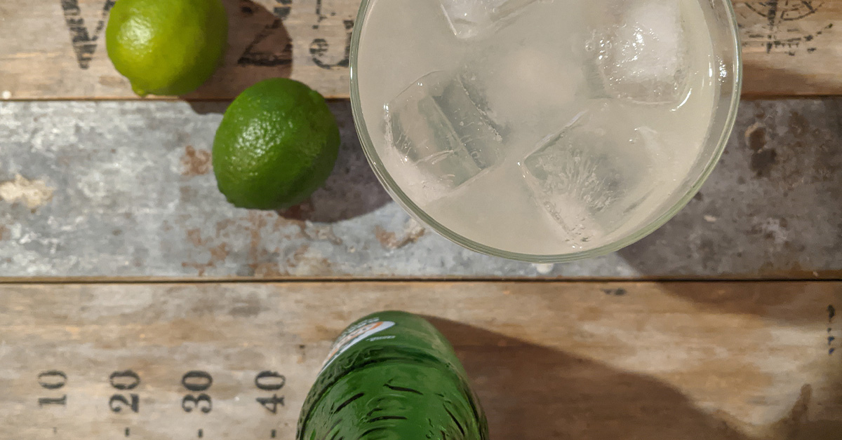 picture of Paloma cocktail