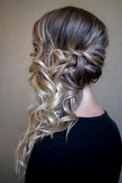gorgeous wedding hairstyle idea