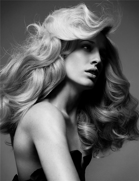 hairstyle inspiration big hair
