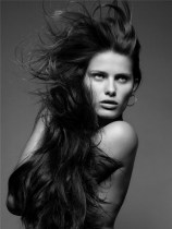 long hairstyles editorial