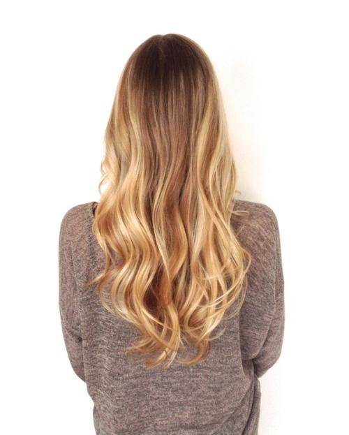 natural dark blonde hair color