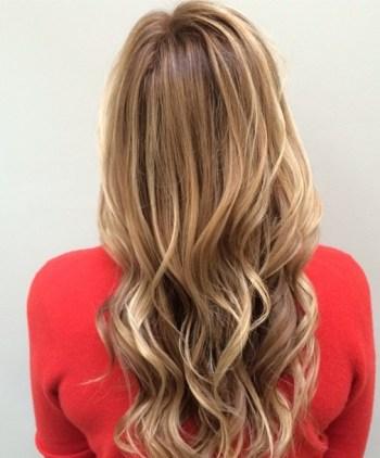 natural looking blonde hair color