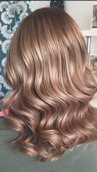 hair style and color idea blog
