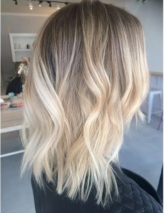 summer blonde hair color ideas