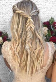 bridal hairstyle idea