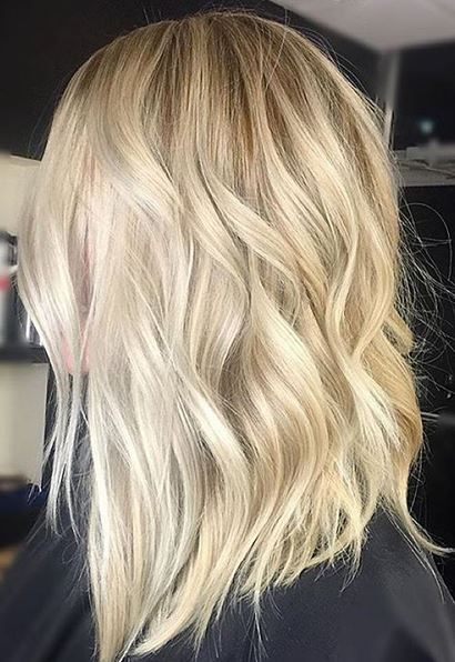 natural looking blonde hair color
