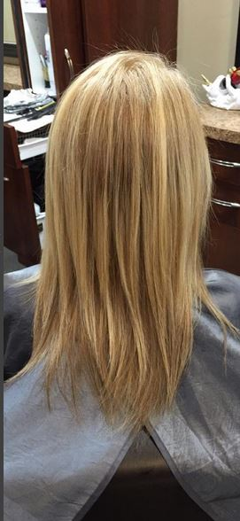 extensions before and after photos