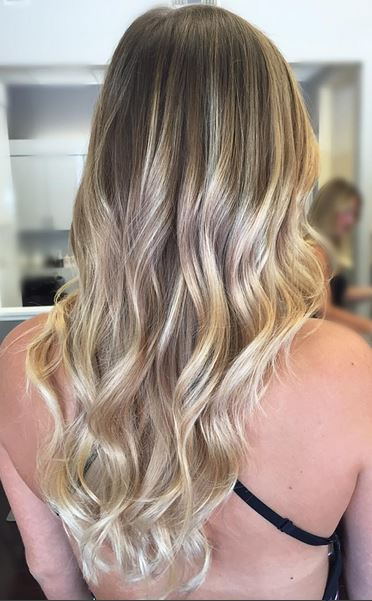 bronde hair color - new and natural