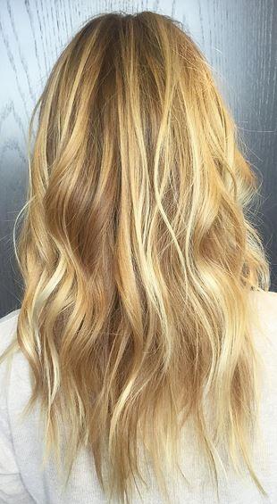 warm-gold-blonde-highlights