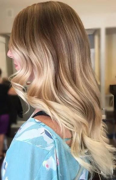 honey-blonde-color-melt