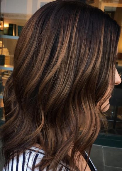 dimensional-brunette-highlights