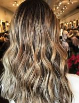 bronde highlights and lowlights