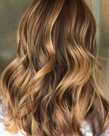 new color to love - hot toddy bronde
