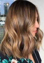 amazing woody light brunette hair color