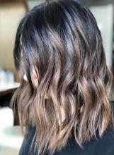 brunette color melt