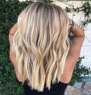standout blonde