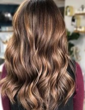 chestnut brown hair color