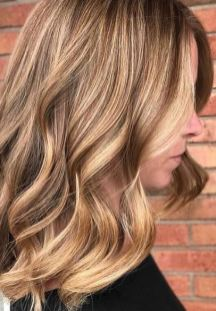 strawberry and honey highlights