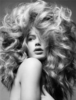 doutzen kroes hair