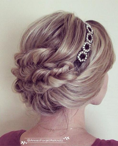 Wedding Hair Mane Interest