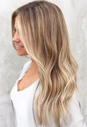 beach bronde beauty mane interest
