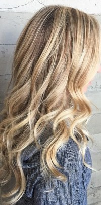 Healthy Blonde Blend  Mane Interest