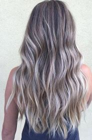rooty bronde ombre