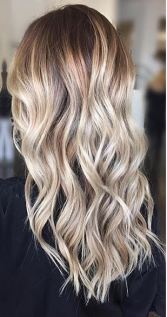 bronde hair color - stunning