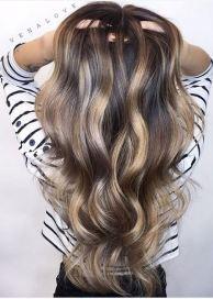 brunette hair goals