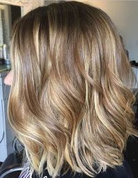 Photos Of Brown Hair Colored Blonde Or Bronde Hairstyles