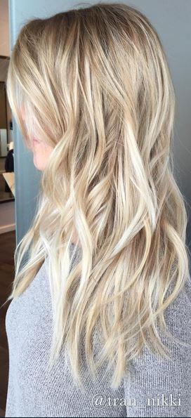 sandy blonde mane interest