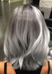 platinum hair mane interest