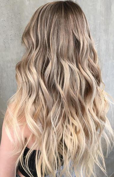california neutral blonde mane