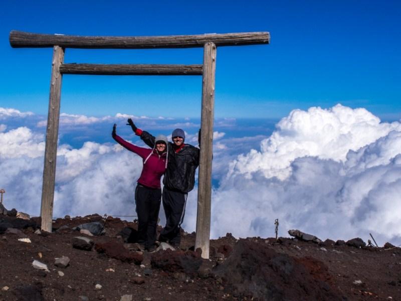Mont Fuji Japon -top 10