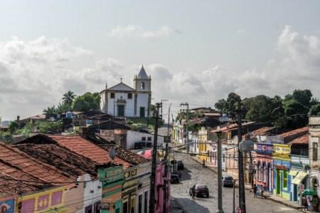 itinéraire au Brésil