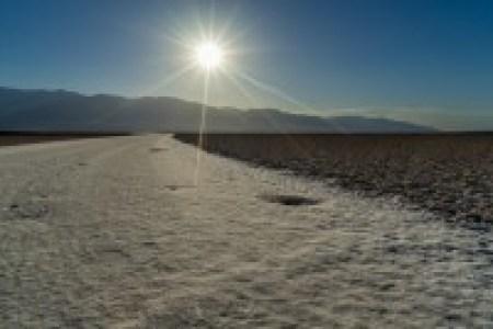 Vallée de la mort - Itinéraire Etats-Unis