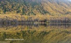 Enteneu perquè s'anomena Mirror Lake?