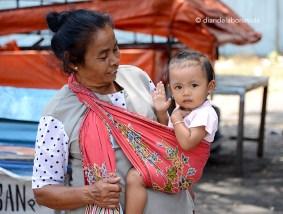 L'amabilitat indonesia és molt gran.