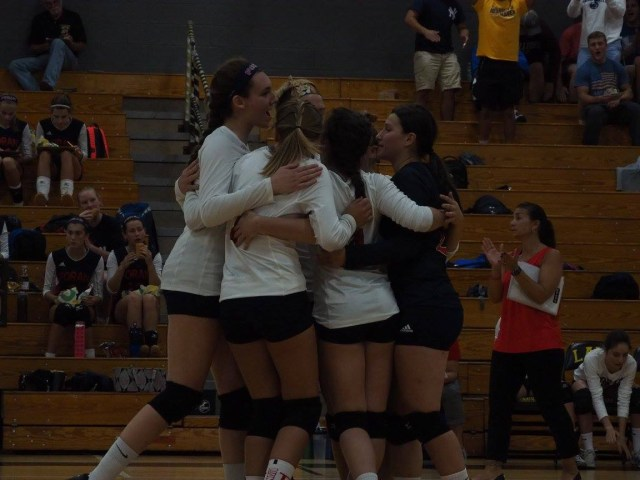 volleyball article