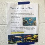 Sound Lions:                            The Protection of The Long Island Sound's Local Marine Enviornment