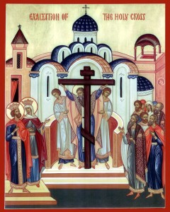exaltation of the holy cross