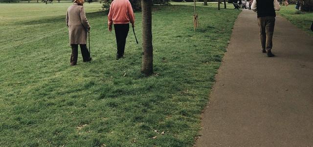 manfaat jalan pagi bagi lansia