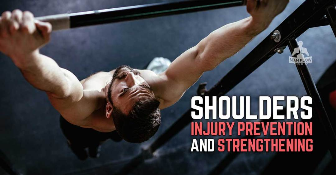 How To Strengthen Your Shoulders & Prevent Shoulder Injury